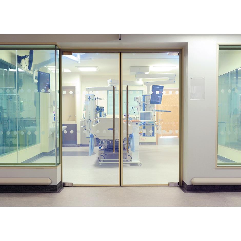 Hospital partition-Smart glass1