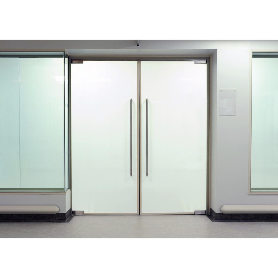 Hospital partition-Smart glass