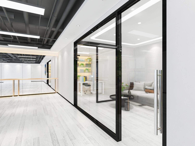 Venue office partition2