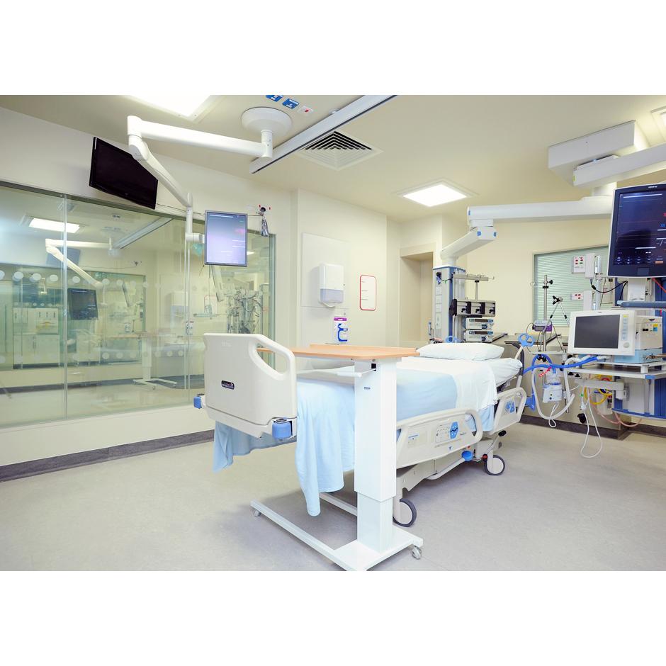 Hospital partition-Smart glass3
