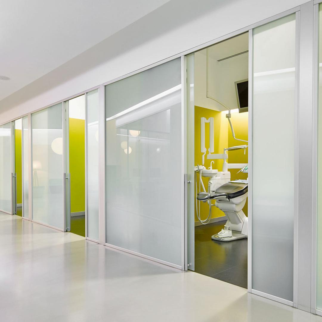 clinic-Smart glass2